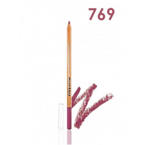 """Профессиональный контурный карандаш для губ 769 ЧЕХИЯ  """"Miss Tais"""""""