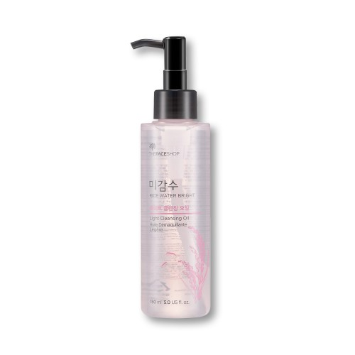 """Масло Rice Water Light Cleansing Oil 150 ml """"The Face Shop"""""""