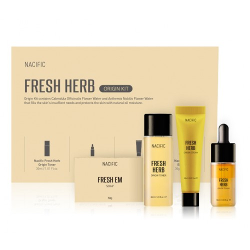 "Набор миниатюр Fresh Herb Origin Kit ""Nacific"""