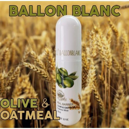 "Мист Real Barier Olive & Oatmeal 50 мл ""Ballon Blanc"""