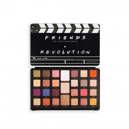 """Палетка теней Friends X Revolution - Shadow Palette Limitless """"Revolution"""""""