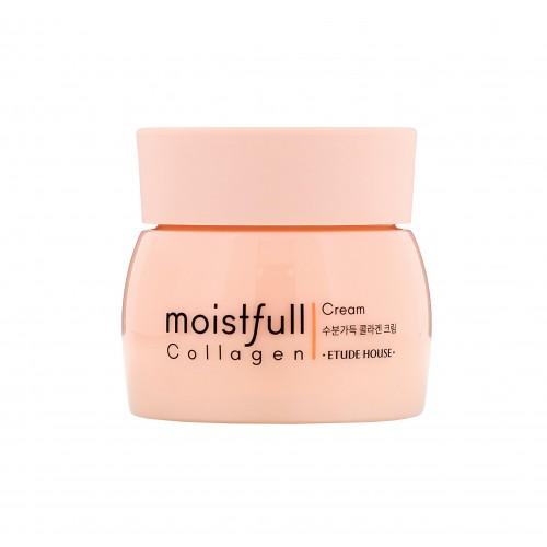 "Крем для лица с коллагеном Moistfull Collagen Cream ""Etude House"""