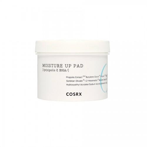 """Увлажняющие пэды для чувствительной кожи One Step Moisture Up Pad """"COSRX"""""""