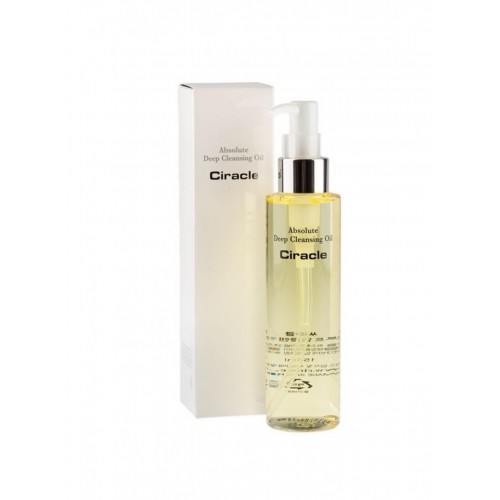 """Масло гидрофильное Absolute Deep Cleansing Oil """"Ciracle"""""""