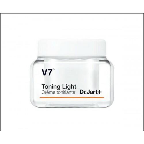 """Ocвeтляющий витaминный кpeм V7 Toning Light 15 мл  """"Dr. Jart+"""""""