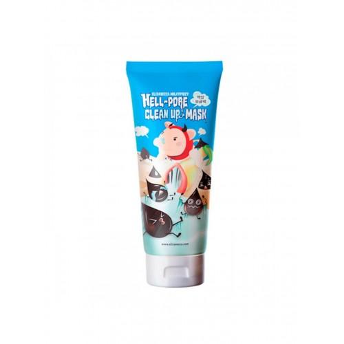 "Маска-плёнка для очищения пор 100ml milky piggy hell-pore clean up mask ""Elizavecca"""