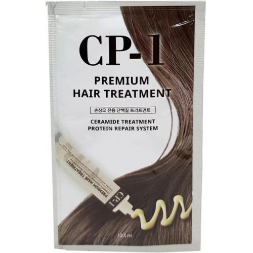 """Протеиновая маска CP-1 Ceramide Treatment Protein Repair System для лечения и разглаживания повреждённых волос 12.5 мл """"Esthetic House"""""""