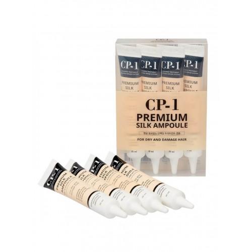 "Набор сывороток для волос CP-1 Premium Silk Ampoule Set ""Esthetic House"""