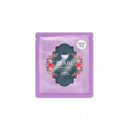 "Гидрогелевая маска для лица с жемчугом Pearl & Shea Butter Mask 30g ""KOELF"""