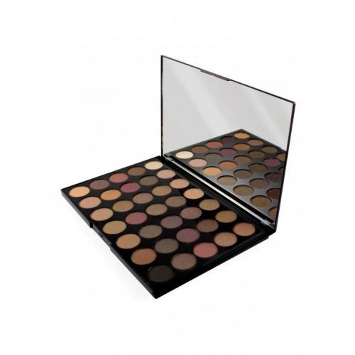 "Палетка теней Pro HD Palette Amplified 35 - Luxe ""Makeup Revolution"""