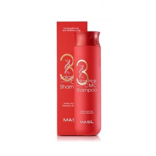 """Восстанавливающий шампунь для сухих и поврежденных волос 3 Salon Hair CMC """"Masil"""""""