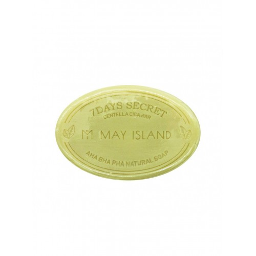 """Очищающее мыло 7Days Secret Centella Cica Pore Cleansing Bar """"May Island"""""""