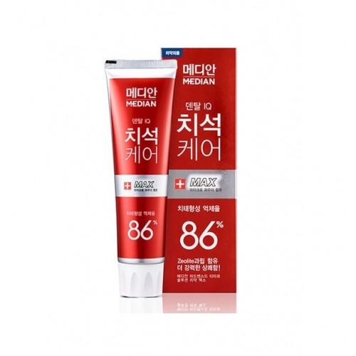 "Зубная паста Dental IQ Toothpaste 86% MAX ""Median"""