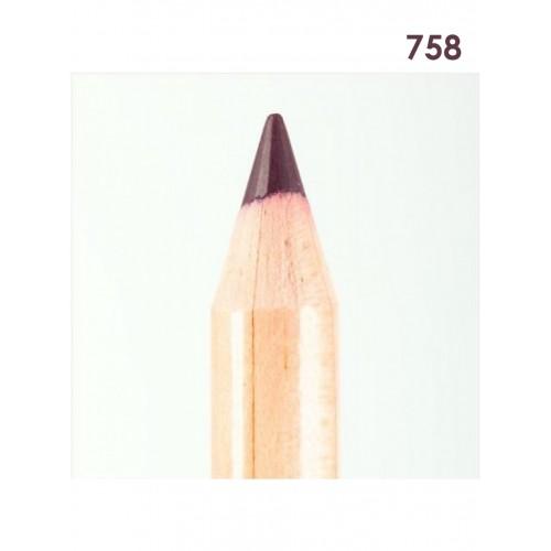 """Профессиональный контурный карандаш для губ 758 ЧЕХИЯ  """"Miss Tais"""""""