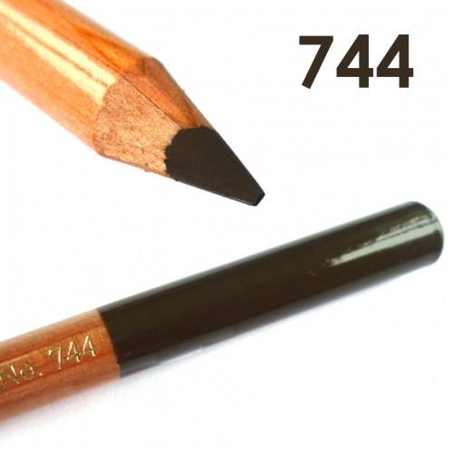 """Профессиональный контурный карандаш для бровей (Чехия)  744 """"MISS TAIS"""""""
