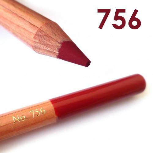 """Контурный карандаш для губ  (Чехия) 756 """"MISS TAIS"""""""