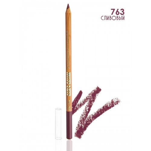 """Профессиональный контурный карандаш для губ 763 ЧЕХИЯ  """"Miss Tais"""""""