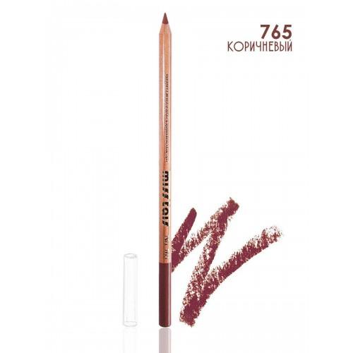 """Профессиональный контурный карандаш для губ 765 ЧЕХИЯ  """"Miss Tais"""""""