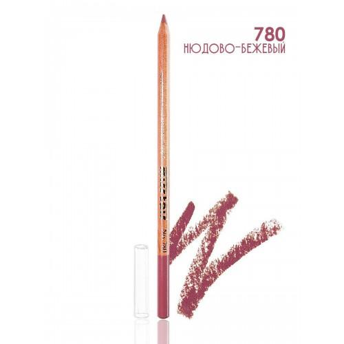 """Профессиональный контурный карандаш для губ 780 ЧЕХИЯ  """"Miss Tais"""""""