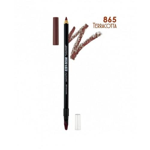 """Контурный карандаш для губ с аппликатором  Экселанс 865 """"Miss Tais"""""""
