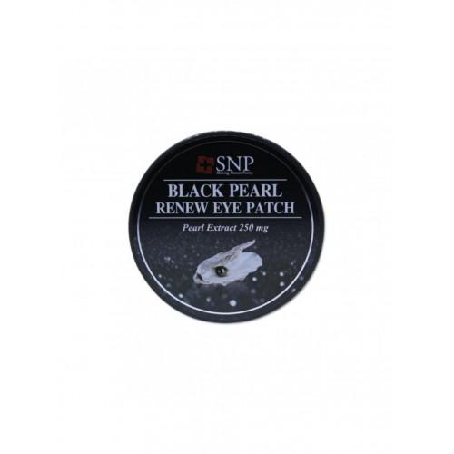 "Патчи для глаз Black Pearl Renew Eye Patch ""SNP"""