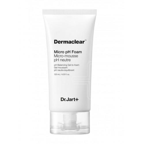 """Гель-пенка для умывания глубокого очищения pH 5.5 Dermaclear """"Dr.Jart+"""""""