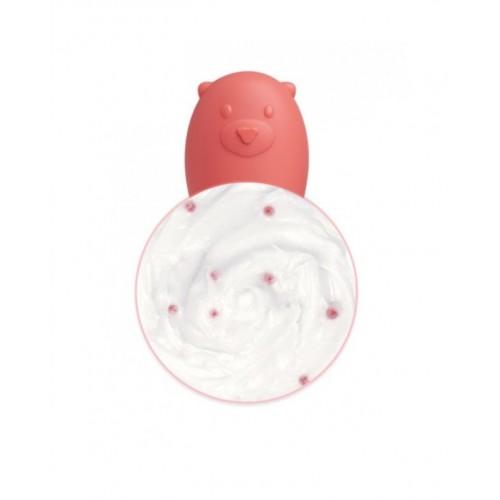 """Очищающая пенка для умывания с силиконовой щеткой Gomdochi Foam Cleanser Brightening """"WellDerma"""""""