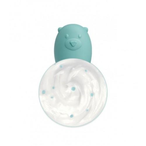 """Очищающая пенка для умывания с силиконовой щеткой Gomdochi Foam Cleanser Cooling """"WellDerma"""""""